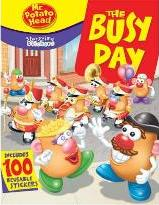 Storytime Stickers: Mr. Potato Head: The Busy Day