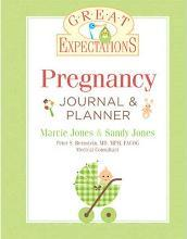 Great Expectations: Pregnancy Journal & Planner