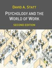 Psychology and the World of Work
