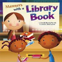 Manners with a Library Book
