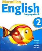 Macmillan English 2 Language Book