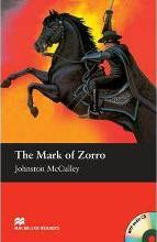The Mark of Zorro - With Audio CD