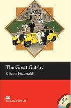 The The Great Gatsby: The Great Gatsby - Book and Audio CD Pack - Intermediate Intermediate
