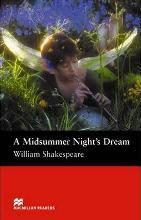 Macmillan Readers Midsummer Night's Dream A Pre Intermediate Reader