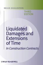 Liquidated Damages and Extensions of Time 3E