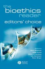 The Bioethics Reader