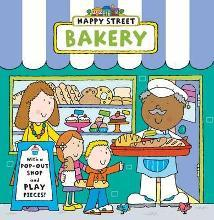 Happy Street: Bakery
