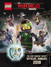 The LEGO (R) NINJAGO MOVIE: Official Annual 2018