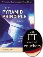 FT Promo The Pyramid Principle