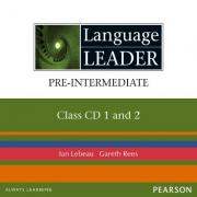 Language Leader Pre-Intermediate Class CDs