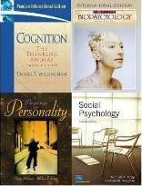 Biopsychology: WITH Perspectives on Personality AND Social Psychology AND Cognitive Psychology, Mind and Brain