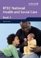 BTEC Nationals Health & Social Care Student Book 3