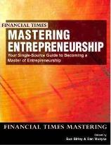 Mastering Entepreneurship: AND The Definitive Buisness Plan, the Fast Track to Intelligent Buisness Planning for Executives and Entrepreneurs