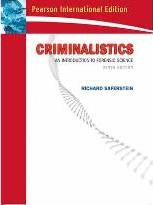 Valuepack:Criminalistics:An Introduction to Forensic Science(College Edition):International Edition/Forensic Science/Practical Skills in Forensic Science