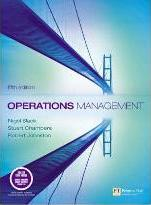 Operations Management: WITH Project Management Media Edition with MS Project CD AND Companion Website with GradeTracker Student Access Card