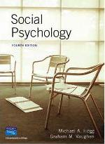 Online Course Pack:Social Psychology/OneKey CourseCompass Access Card:Hogg Social Psychology 4e/Foundations of Biopsychology
