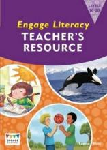 Engage Literacy Teacher's Resource Book Levels 15-20 Orange, Turquoise and Purple