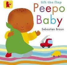 Lift the Flap: Peepo Baby