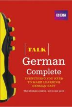 Talk German Complete (Book/CD Pack)