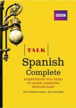 Talk Spanish Complete (Book/CD Pack)