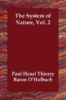 The System of Nature, Vol. 2