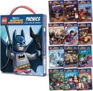 LEGO DC Super Heroes: Phonics Box Set