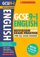 English Language and Literature Revision and Exam Practice Book for All Boards