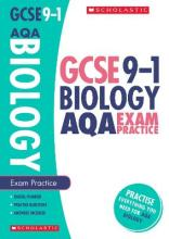 Biology Exam Practice Book for AQA