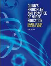 Quinn's Principles and Practice of Nurse Education