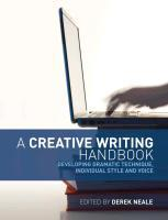 A Creative Writing Handbook