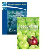 Valuepack:Marketing Management:International Edition/Accounting for Non-Accounting Students