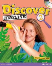Discover English Global 2 Activity Book and Student's CD-ROM Pack