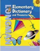 Longman Elementary Dictionary (Ame) & Thesaurus