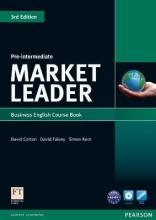 Market Leader 3rd Edition Pre-Intermediate Coursebook & DVD-Rom Pack