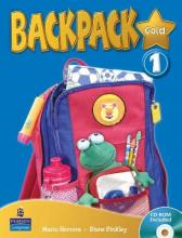 Backpack Gold Level 1 Students Book and CD Rom N/E Pack