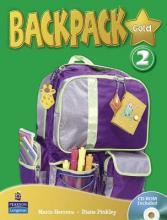 Backpack Gold: Backpack Gold 2 SBk and CD Rom N/E Pk Student Book 2