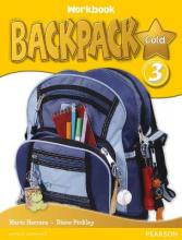 Backpack Gold 3 Workbook and Audio CD N/E Pack
