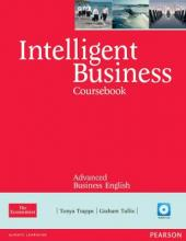 Intelligent Business Advanced Coursebook/CD Pack
