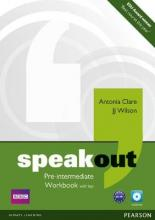 Speakout Pre Intermediate Workbook