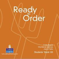 Ready to Order Class Audio CD