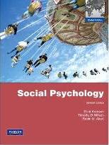 Social Psychology with MyPsychLab Access Card