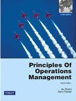 Principles of Operations Management with MyOMLab