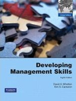 Developing Management Skills with MyManagementLab  Global Edition
