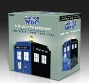 Doctor Who Collection : The Lost TV Episodes: (1965-1966) No. 2