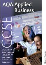 AQA GCSE Applied Business: Student's Book