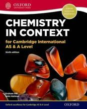 Chemistry in Context for Cambridge International AS & A Level: Print Student Book