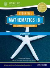Essential Mathematics for Cambridge Secondary 1 Stage 8 Work Book: Stage 8