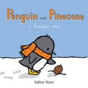 Penguin and Pinecone