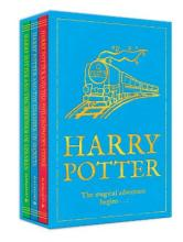 Harry Potter: The Magical Adventure Begins ...: Volumes 1-3