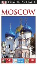 DK Eyewitness Travel Guide: Moscow